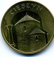 Poland, 2005, 2 Zloty, Cieszyn - Polonia