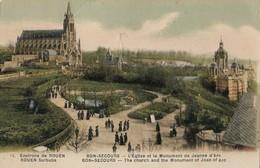 Bonsecours Environ De Rouen L'eglise Notre Dame - Bonsecours