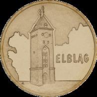 Poland, 2 Zloty, 2006 Elblag - Polonia
