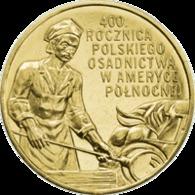 Poland, 2 Zloty, 2008, Immigration - Polonia