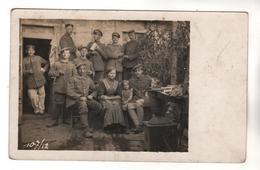 +2886,  FOTO-AK, WK I, - Guerre 1914-18