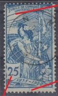 SUISSE 1900:  Le ZNr 79A Oblitéré - Gebraucht