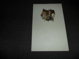 Illustrateur ( 1047 )  Pas De Signature -  Cheval  Paard - Illustrateurs & Photographes