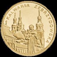 Poland, 2010, 2 Zl, Cities In Poland – Kalwaria Zebrzydowska - Polonia