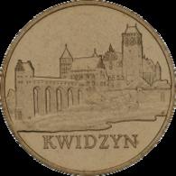Poland, 2 Zloty, 2007, Kwidzyn - Polonia