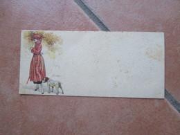 MIGNONETTE Illustratore TERZI Donnine Woman Cane - Ilustradores & Fotógrafos