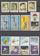 (05) Fudschaira/Fujairah/Fujeira - 32 Used Stamps, From The Years 1970-1971 - See 3 Scans - Fudschaira