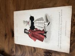 171/  COSTUMES PARISIENS 1832 - Autres Collections