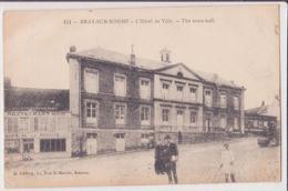 CPA - 151. BRAY SUR SOMME - L'hôtel De Ville - Bray Sur Somme