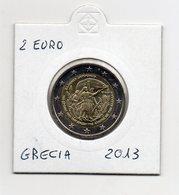 Grecia - 2013 - 2 Euro Commemorativo FDC - Creta - (MW2459) - Grecia