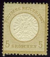 Germany. Sc #20. Mint. OG. - Ungebraucht