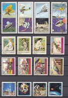 (06) Fudschaira/Fujairah/Fujeira - 32 Used Stamps, From The Years 1970-1971 - See 2 Scans - Fudschaira