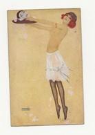 ILLUSTRATEUR RAPHAEL KIRCHNER - SALOME MONTMARTROISE- - Kirchner, Raphael