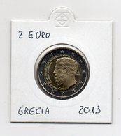 Grecia - 2013 - 2 Euro Commemorativo FDC - Platone - (MW2460) - Grecia