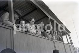 1942 CAMPO DE FUTEBOL PORTUGAL 60/90mm AMATEUR NEGATIVE NOT PHOTO NEGATIVO NO FOTO - Other