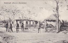 AK Amara - Dorfstraße - Deutsche Soldaten - Ca. 1915 (41966) - Rumänien