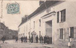 77 - PROVINS - Le Grand Quartier De Cavalerie - Provins