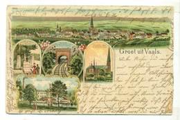 Netherlands Groet Uit Vaals 1904 R - Vaals
