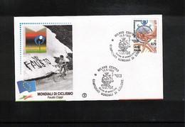 Italia / Italy 1999 Cycling Fausto Coppi Interesting Cover - Radsport