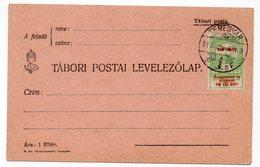 1915 WW1, HUNGARY, TIMIȘOARA, ROMANIA, MILITARY CARD, USED - Temesvár