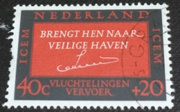Netherlands 1966 Aid To Refugees 40c + 20c - Used - Used Stamps
