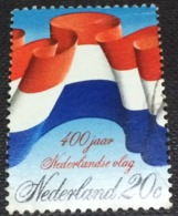Netherlands 1972 400th Anniversary National Flag 20c - Used - Period 1949-1980 (Juliana)
