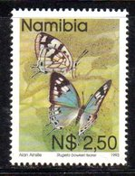 APR1439 - NAMIBIA 1993 , Yvert N. 718  ***  MNH (2380A) . Farfalla Papillon - Namibia (1990- ...)
