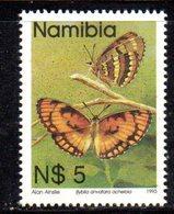 APR1440 - NAMIBIA 1993 , Yvert N. 719  ***  MNH (2380A) . Farfalla Papillon - Namibia (1990- ...)