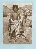 Erythree Eritrea   Cammelliere Bileno  Chamelier - Erythrée