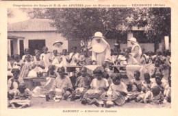 Dahomey  - L Ouvroir De COTONOU - Dahome