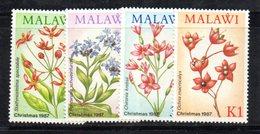 APR1444 - MALAWI 1987 , Serie Yvert N. 501/504  ***  MNH (2380A) . NATALE CHRISTMAS - Malawi (1964-...)