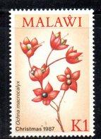 APR1443 - MALAWI 1987 , K1 Yvert N. 504  ***  MNH (2380A) . NATALE CHRISTMAS - Malawi (1964-...)