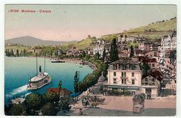 Suisse // Schweiz // Switzerland // Vaud // Montreux-Clarens - VD Vaud