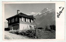 Suisse // Schweiz // Switzerland // Vaud // Les Diablerets - VD Vaud