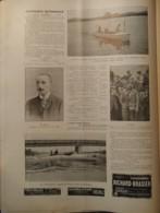 1904 JUVISY LES CANOT AUTOMOBILES - LA COUPE INTERNATIONALE DU MOTOCYCLE=CLUB DE FRANCE - Livres, BD, Revues