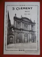 METZ ALBUM COLLEGE St CLEMENT 1923 - Historical Documents