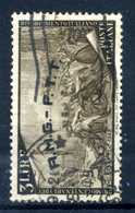 1948 AMG-FTT RISORGIMENTO N.18 3 LIRE USATO - Usati