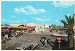BROWN  AVENUE, OLD SCOTTSDALE-ARIZONA-NON VIAGGIATA F.G - Scottsdale