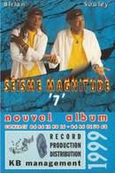 Calendrier °° 1999 - Seisme Magnitude 7 Nouvel Album - 5,5x8,5 - Calendari