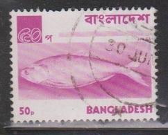 BANGLADESH Scott # 48 Used - Fish - Hilsa - Bangladesh