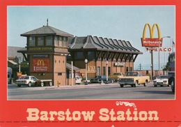 BARSTOW STATION-NON  VIAGGIATA   F.G - San Bernardino