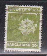 BANGLADESH Scott # 97 Used - Flower - Hibuscus - Bangladesh