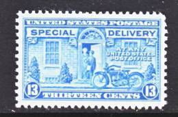U.S. E 17  **  MOTORCYCLE - Special Delivery, Registration & Certified