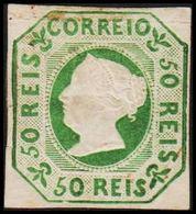 1853. Maria II. 50 REIS. Reprint? (Michel 3) - JF304202 - 1853 : D.Maria
