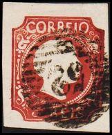 1855. Pedro V. 5 REIS. 52. (Michel 5) - JF304204 - 1853 : D.Maria