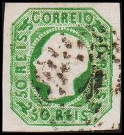 1862. Luis I. 50 REIS. (Michel 15) - JF304208 - 1853 : D.Maria