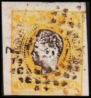 1866. Luis I. 10 REIS. (Michel 18) - JF304210 - 1853 : D.Maria