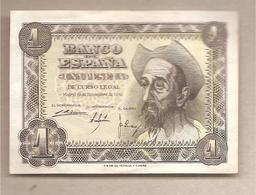 Spagna - Banconota Circolata Da 1 Peseta P-139a - 1951 - 1-2 Pesetas