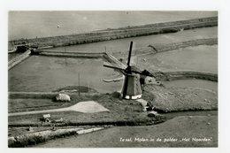D085 - Texel Molen In De Polder - Molen Het Noorden - Molen - Moulin - Mill - Mühle - Texel