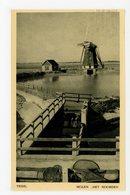 D086 - Texel - Molen Het Noorden - Molen - Moulin - Mill - Mühle - Texel